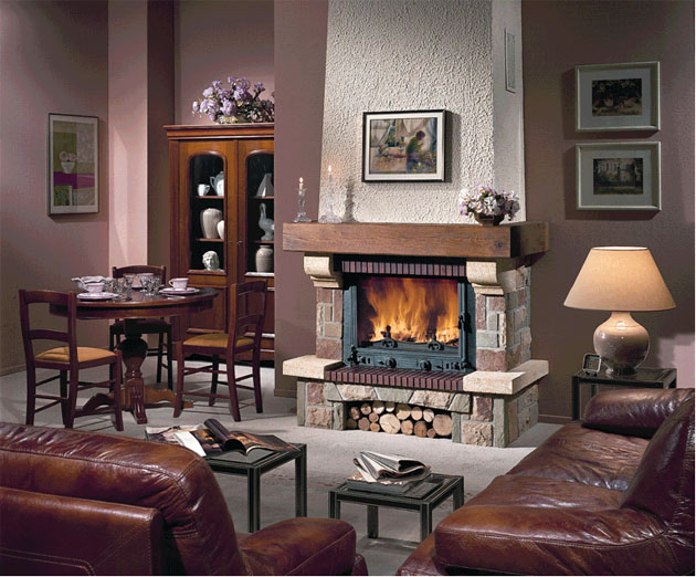 larfogo recuperadores de calor. Black Bedroom Furniture Sets. Home Design Ideas